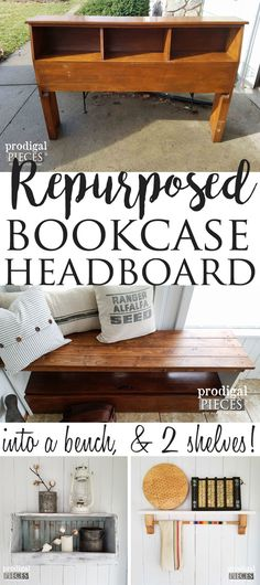 Headboard Shelf how i re-purposed a bookcase headboard into a keepsake hutch