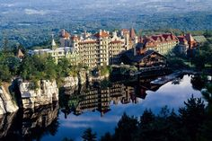 I Rediscovered My Happy Childhood at Mohonk Mountain House | FATHOM Travel Blog and Travel Guides @Fathom
