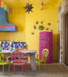Colorful Kitchen / Custom color RAL 4010
