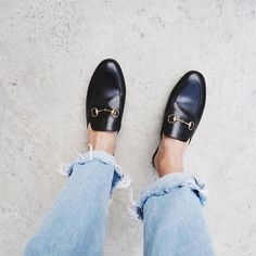 Gucci Princeton Leather Loafer