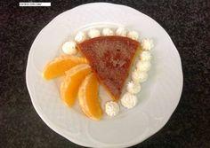 Flan de naranja AMC