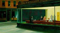 Pinturas de Edward Hopper Ganham Uma Atualização Digital Em GIFs Animados O Blog   The Creators Project
