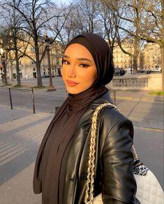 Modest Fashion Hijab, Street Hijab Fashion, Arab Fashion, Muslim Fashion, Modest Outfits, Mode Turban, Hijab Fashion Inspiration, Mode Hijab, Hijab Outfit
