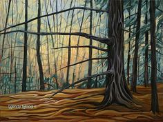 """The Ethereal Forest, Minden, Ontario, 16"""" x 20"""" giclee print - Limited Edition of 50 - Canadian Art"""