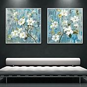 Oil Painting Art Painting Flowers Framed Canv... – AUD $ 76.15
