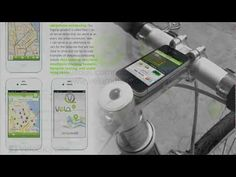 Velo - Use your smartphone to control your bike.