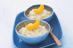 Lahodná kokosová rýže   Apetitonline.cz Grains, Mango, Eggs, Breakfast, Birthday, Recipes, Food, Manga, Breakfast Cafe
