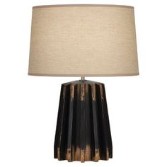 Adirondack Table Lamp by Robert Abbey