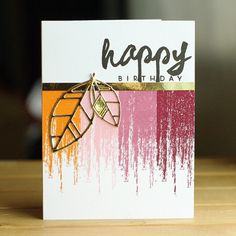 TO THE FULL: Papertrey Ink August Blog Hop