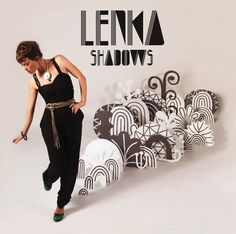 album cover art: lenka - shadows [06/2013]