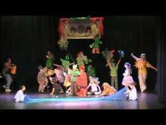 pantomima w wykonaniu dzieci z tęczowego przedszkola '26; występ w kinie chemik 28.05.2010.mpg - YouTube