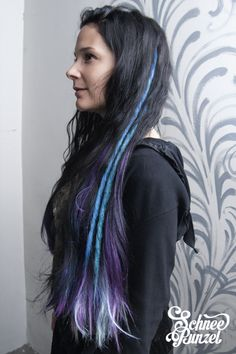 Colorful Colors - Snow Punnet - Professional Hair Extensions and Dreadlocks Source by schneepunzel Professional Hair Extensions, Dreadlocks, Professional Hairstyles, Elegant, Hair Color, Hair Models, Hair Styles, Snow, Colorful