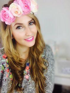 DIY,Diy Haarband,Flower,Blumenkranz