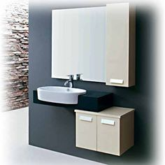 Architect Victor Vasilev Creates Invisible Bathroom Sink - Almost invisible minimalist kub bathroom sink by victor vasilev