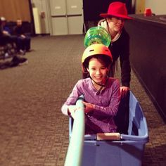 Tub Jousting - Fun Ninja Youth Group Games YESSSSSSSSSSSSSSSSS SO DOING THIS!!!!!!!!!!!!!