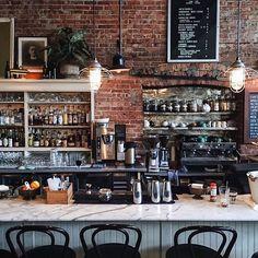 Oddfellows Cafe by eskimo