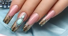 #nailart - OMG!  So beautiful!