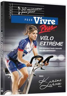 VÉLO EXTRÊME: Entraînement haute intensité sur vélo stationnaire
