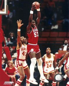Top 10 NBA Players Who Never Went To College - Darryl Dawkins