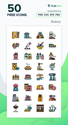 50 free vector icons of Bakery designed by Freepik Free Icons Png, Vector Icons, Vector Free, Bakery Icon, Small Drawings, Emoji Stickers, Free Icon Packs, Bakery Design, Search Icon