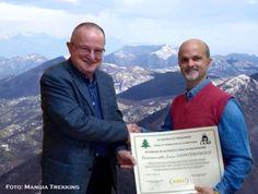Nuove guide per escursioni sicure tra le montagne lunigianesi con il progetto Montagna Sicura della Mangia Trekking