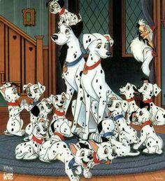47 Best 101 Dalmatians 1 Amp 2 Images Animated Cartoon
