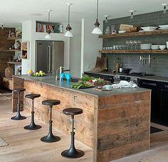 Genial Rustic Hamptons Interior | Home Interior Design, Kitchen And Bathroom  Designs, Architecture And Decorating Ideas: