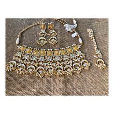 Fine Jewelry, Jewellery, Indian Jewelry, Jewelry Collection, Fashion Jewelry, Gold Necklace, Jewels, Choker, Desi