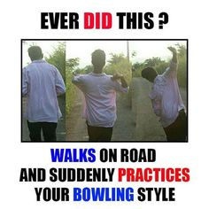 Good Ol' Childhood Memories! #cricket   #youth