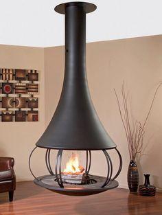 L'hiver est là : où installer sa cheminée ?