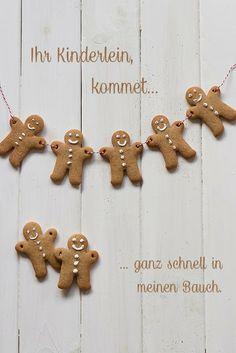 Gingerbreadmen by seelenschmeichelei.blogspot.de