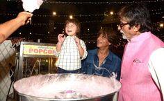 When Abram Thought Amitabh Bachchan Was Shah Rukh Khans Father