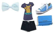 """Pokemon outfit"" by cherireese on Polyvore"