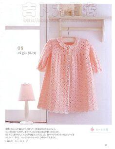 crochet , patrones: bebe