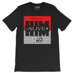 Alive IN Him - Mens Tee