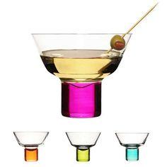 Nie tylko dla Jamesa Bonda: kieliszki do Martini Sagaform Club