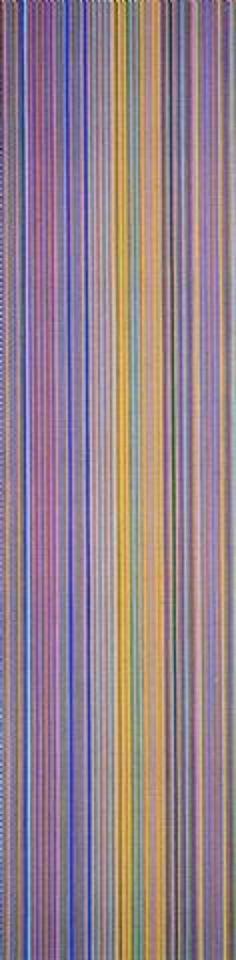 brilliant artwork oil paintings by gene davis (43)