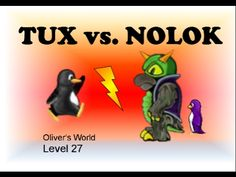 """Supertux Oliver's World Level 27 Tux vs. Nolok Supertux Oliver's World Level 27 Are u ready ? This is the final Level (of this world map) """"Tux vs. Nolok """" Self made Level ! Self, Map, World, Location Map, Maps, Peace, The World"""