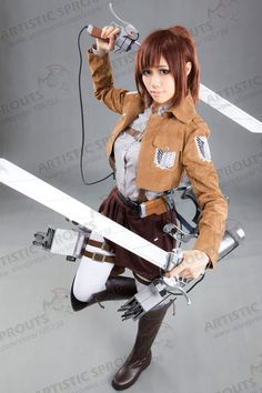 attack on titan cosplay - Google Search