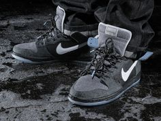 "brand new 86c64 7b6ab Premier x Nike SB Dunk High ""Petoskey"" - Release Date - SneakerNews.com"