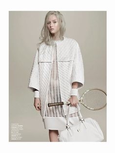 visual optimism; fashion editorials, shows, campaigns & more!: match point: nathalia oliveira and natalia heinze by gui paganini for marie claire brasil september 2013
