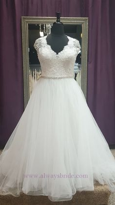 Allure #9162 - Always a Bride Wedding Consignment, Grafton, WI