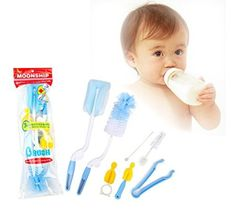 Set of 7 Sizes, totaly full use with different baby bottle