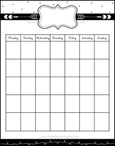 How to Plan Your Perfect Day: 14 Daily Log Layouts – Bullet Journal 101 Bullet Journal Daily Spread, Bullet Journal 101, Daily Planner Pages, School Labels, Print Calendar, Blank Calendar, Great Teacher Gifts, Printable Planner, Getting Organized