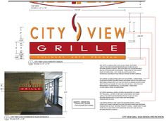 Visual Communications » Saint Paul College CityView Grille Saint Paul, Minnesota