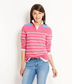 Shop Shep Shirts: Striped Shep Shirt for Women | Vineyard Vines