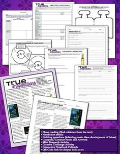 Perfect for sub plans: Will take the entire period and is an engaging nonfiction and creative activity!