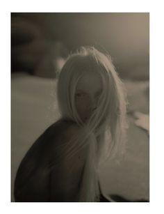 venus en el paraiso: morgane warnier by elina kechicheva for marie claire spain may 2013 | visual optimism; fashion editorials, shows, campaigns & more!