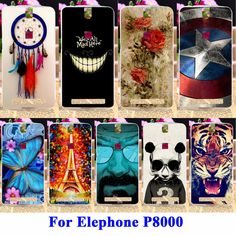 DIY Flexible Soft TPU Silicon Phone Cases For Elephone P8000 Housing Bags Skin Shell Covers For Elephone P8000 Protector Shield #>=#>=#>=#>=#> Click on the pin to check out discount price, color, size, shipping, etc. Save and like it!