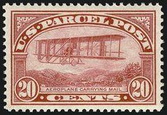 USA Aeroplano Correo